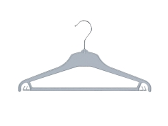 Universal clothes hanger 01-113