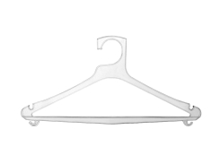 Universal display hanger 01-131 clear